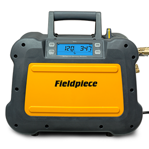Revolutionizing how Refrigerant is Recovered—Fieldpiece Introduces MR45 Recovery Machine