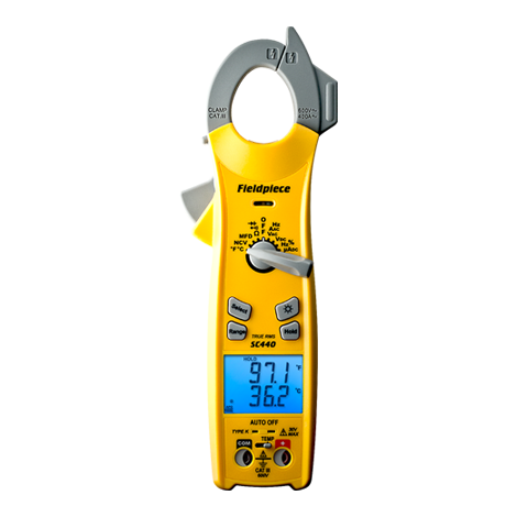 SC440 – Essential Clamp Meter