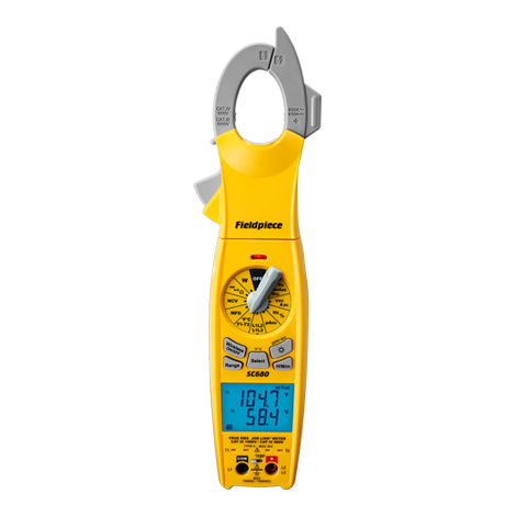 SC680 - Wireless Power Clamp Meter
