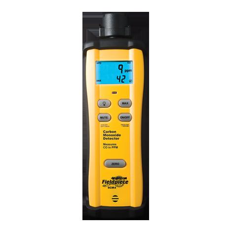 SCM4 – Détecteur de monoxyde de carbone