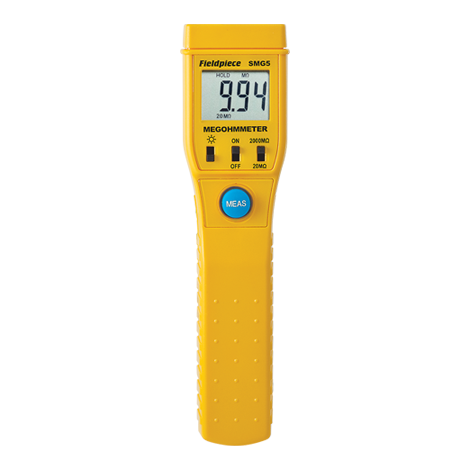 SMG5 – Digital Megohm Meter