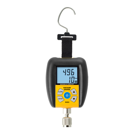 SVG3 - Digital Micron Vacuum Gauge