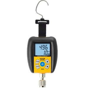 New SVG3 Micron Vacuum Gauge Offers Reliable and Accurate Performance With Easy View Hook