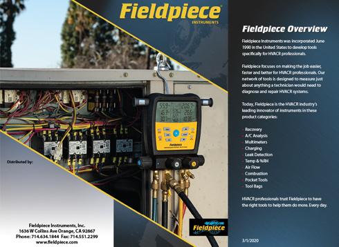 Fieldpiece Instruments